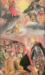 Neue Wohnzimmerm El Greco El Allegorie Des Heiligen Bundes 2 Zeno Org