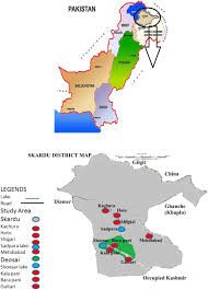 Karakoram Range Map Quantitative Ethnomedicinal Study Of Plants Used In The Skardu