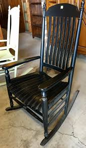 Comfortable Rockers Antique Reproduction Rocking Chair Very Solid And Comfortable