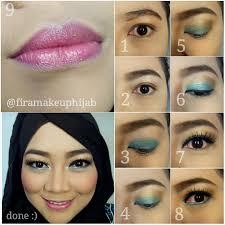 tutorial make up wardah untuk pesta tips tutorial make up hijab modern tips hijab modern