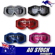 motocross goggles ebay kids mx goggles anti fog motocross atv quad dirt riding skiing