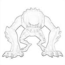 ben 10 ultimate alien images drawing wildmutt wallpaper
