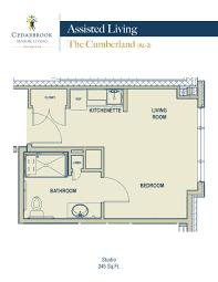 senior housing floor plans rochester mi senior living floor plans