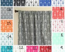 Teal Nursery Curtains Pink Curtain Panel Set Nursery Curtains Bedroom Curtains