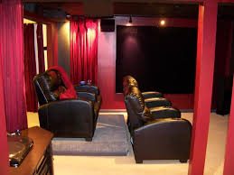 Home Theater Chair Theater Room Seating Projects Cineak Home Theater And Private