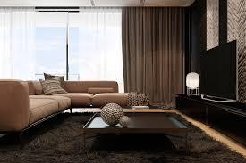 interior design soft modern apartment design ideas with the soft and sleek texture