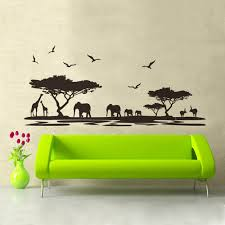 online get cheap african wall stickers aliexpress com alibaba group