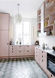 Good Colors For Kitchen Cabinets by Best 25 Pink Cabinets Ideas On Pinterest Pink Bathrooms Pink