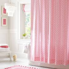 Petal Pink Curtains Innovative Petal Pink Curtains Decor With Outdoor Shower Curtains