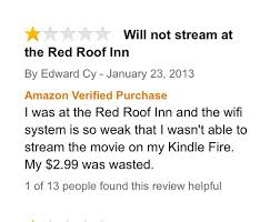 a guy is posting terrible amazon movie reviews on twitter and it u0027s