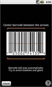 barcode reader app for android android barcode scanner for shopping price check by