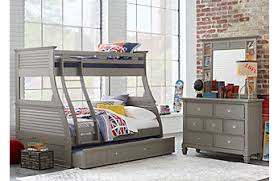 Affordable Trundle Option Bunk Beds Rooms To Go Kids Furniture - Rooms to go bunk bed