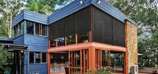 Nulmage Awnings Flexshade Non Zip Solar Screens Retractable Awning Dealers
