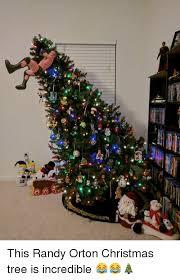 Christmas Tree Meme - 유 this randy orton christmas tree is incredible dank meme