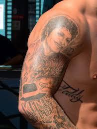 dan osborne u0027s getting that terrible michael jackson tattoo removed