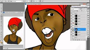 speed paint caricature of antoine dodson the speed paint caricature of antoine dodson the