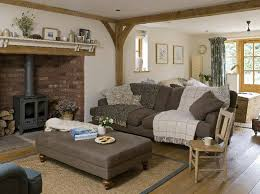 grey country living room for warmer tones fleurdujourla