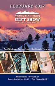 the rocky mountain gift show denver mart