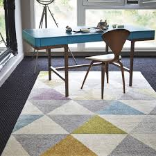 Cheap Modern Rug Cheap Modern Rug Triangle Pattern Rug Modern Rug Design With Blue