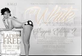 all white party throw some mo all white party scotty s event center