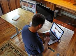 Make A Standing Desk by 16 Best Modern Standing Desks Images On Pinterest Standing Desks