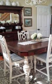 Country Dining Room Sets by 9 Dining Room Table Makeovers We Can U0027t Stop Looking At Hometalk