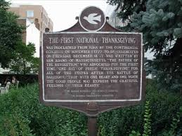 national thanksgiving york pa signs of history on