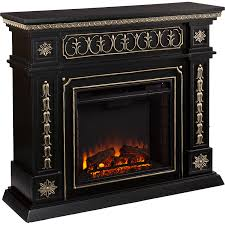 sei donovan electric fireplace free shipping sylvane