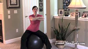 why i swapped my desk chair for an exercise ball plus 5