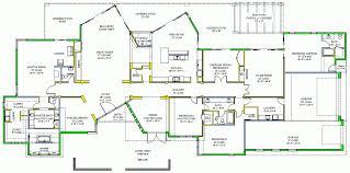 5000 sq ft floor plans beachfront house plans 5000 square feet