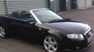 audi a4 convertible s line for sale audi a4 s line 2 0 tdi convertible sold to manchester