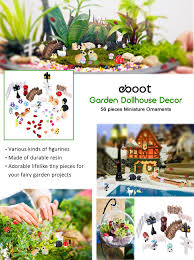 miniature gardening com cottages c 2 miniature gardening com cottages c 2 amazon com eboot garden miniatures ornaments kit for diy fairy