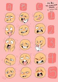 Expressions Meme - sin expression meme by inesthelostangel on deviantart
