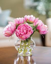peony flower capture permanent garden beauty with peony silk flower centerpiece