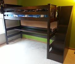 Make Loft Bed With Desk by 26 Best Loft Bed Ideas Images On Pinterest Lofted Beds Home And