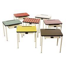 set de bureau enfant joli bureau enfant à partir de 3 ans avec tiroir qui rappellera des
