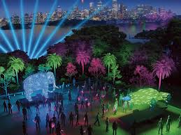 Zoo Light Chicago by The Best Of Vivid Light 2017