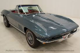 rarest corvette 1967 corvettes cars from proteam