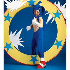 sioux city halloween costumes sonic costume sonic the hedgehog costume for kids