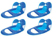 Floating Pool Lounge Chairs Swimways Chair Pool Floats U0026 Rafts Ebay