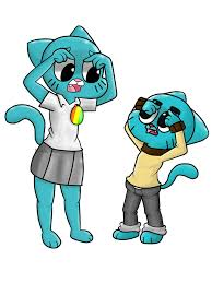 Mother And Son Meme - like mother like son the amazing world of gumball know your meme