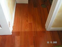 wood flooring color change