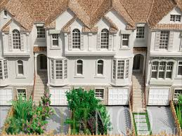 Row House Model - index of images single family house models