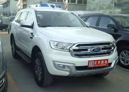Ford Ranger 2014 Model Ford Everest Wikipedia