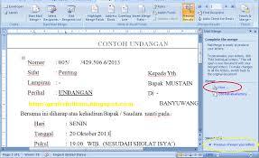 cara membuat mail merge di word 2013 belajar bareng
