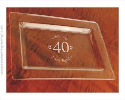 personalized serving tray engraved presentation plates trays platters