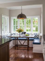 15 reasons you need a breakfast nook view in gallery