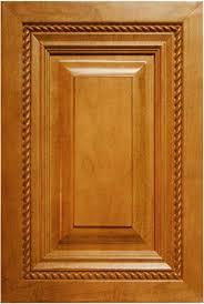 mitered corner custom wood cabinet doors eclectic ware