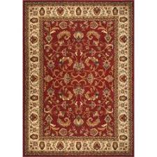 Zara Rugs Red Area Rug Artistic Weavers Central Park Zara Awhp4001 Red Area