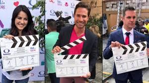 imagenes de familias aztecas doble estreno en mexico tres familias tv azteca y papa a toda